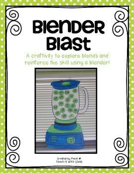 Blender Blast Craftivity