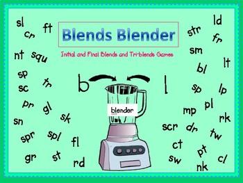 Blender Blends