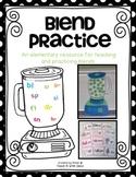 Blender Blends {a consonant blend unit}