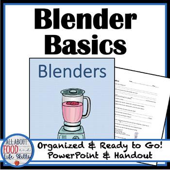 Blender PowerPoint