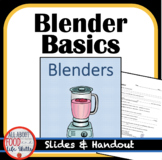 All About Blenders with Handout