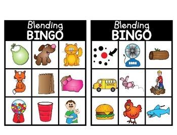 Blending BINGO