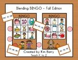 Blending BINGO - Fall Edition