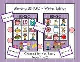 Blending BINGO - Winter Edition