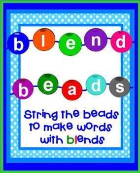 Blending Beads SMARTBOARD Activity