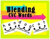 Blending CVC Words