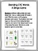 CVC Words: A Bingo Game