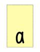 Orton-Gillingham Phonics Blending Cards