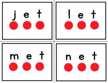 Blending Cards Set #2 {Polka Dots and Pals}