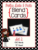 Blending Cards Set #2 {Polka Dots and Pals}