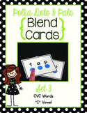 Blending Cards Set #3 {Polka Dots and Pals}