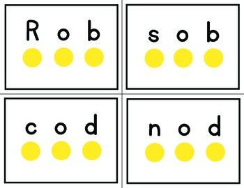 Blending Cards Set #4 {Polka Dots and Pals}