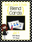 Blending Cards Set #4 {Polka Dots and Pals}