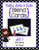 Blending Cards Set #5 {Polka Dots and Pals}