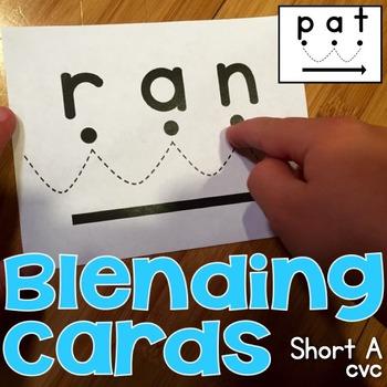 Blending Cards - Short A