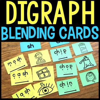 Blending Cards for Digraphs
