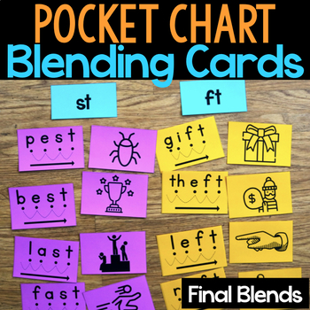 Blending Cards for Final Blends
