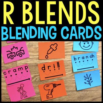 Blending Cards for R Blends