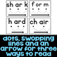 Blending Cards for R-Controlled Vowels