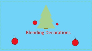 Blending Decorations-Sample