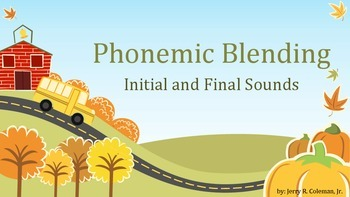 Blending Initial and Final N Sounds