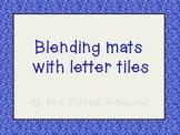 Blending Mat
