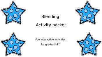 Blending Packet