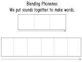 Blending Phonemes