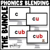 Blending PowerPoints MEGA BUNDLE | Distance Learning