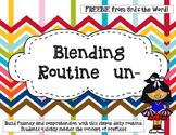 Classroom Routine for the Prefix un-