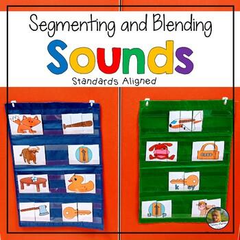 Segmenting Phonemic Awareness Puzzles for Syllable Sorting