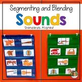 Segmenting and Blending Phonemic Awareness Puzzles