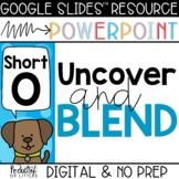Blending Short O CVC Words (Made for Google Slides™ and Po