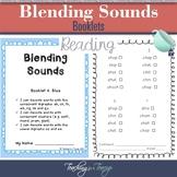 Blending Sounds Booklets - Reading