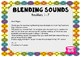 Blending Sounds Booklets (UK Spelling) Reading