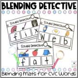 Blending Sounds Detective
