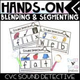 Blending Sounds Detective