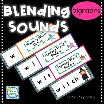 Blending Sounds and Phonemes to Make Words with Fun Slider