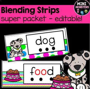 Blending Strips