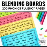 Blending Boards K-2 Printable Bundle