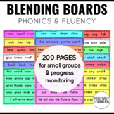 Blending Boards K-2 Words