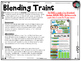 Blending Sounds FREEBIE ~ Blending Trains ~ Word Reading ~ Phonics RTI