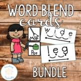 Bundle of Word Blending Cards