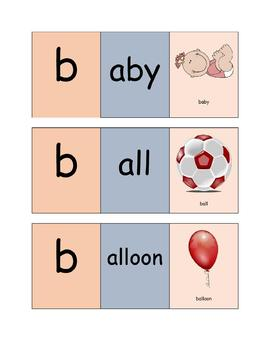 """Blending Words Beginning with """"A"""", """"B"""", and """"SH"""""""