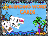Blending Words CVC Cards Using Arrows