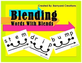 Blending Words with Blends