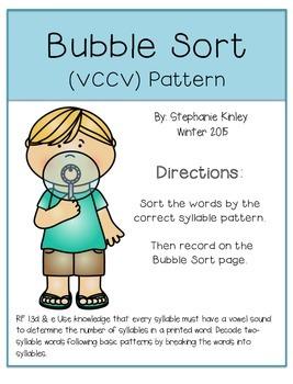 Blending and Reading Syllables: Syllabication