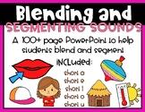 Blending and Segmenting Activities
