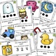 Blending and Segmenting Centers and Printables - Phonemic Awareness Activities
