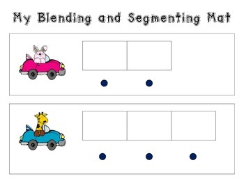 Blending and Segmenting Mat